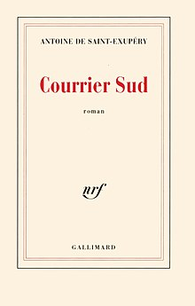 Image Courrier courrier sud (novel) - wikipedia