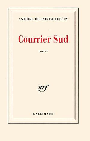 Courrier sud (novel) - Courrier sud cover