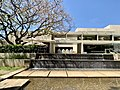 Courtyard, waterfall and QAG Cafe at Queensland Art Gallery, Brisbane.jpg