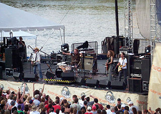 Cowboy Mouth American rock band