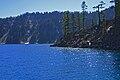 Crater Lake Wizard Island Blue Water.jpg