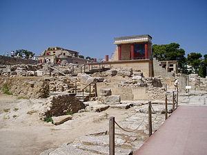 Crete-Palace-Knossos