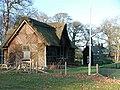 Cricket Pavilion, Clumber Park - geograph.org.uk - 93070.jpg