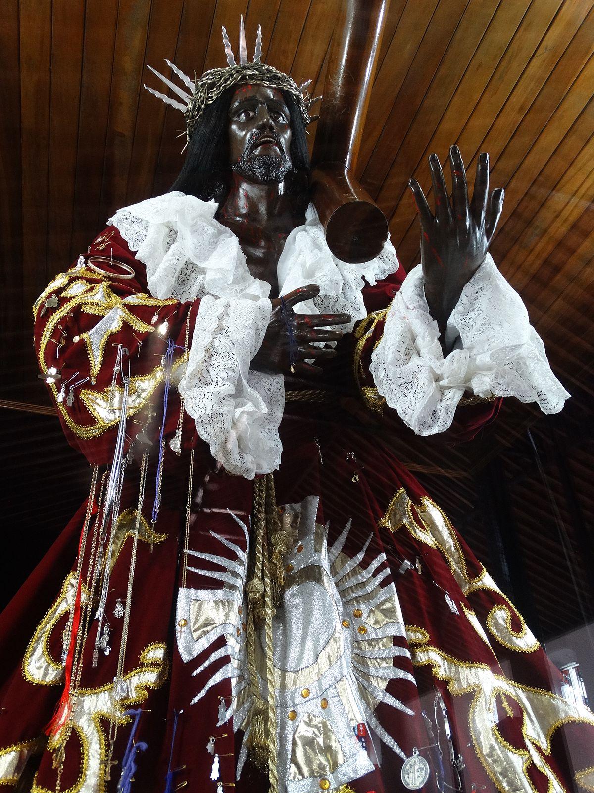 Cristo Negro (Portobelo) - Wikipedia