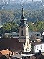 Crkva Uznesenja Blažene Device Marije, Zemun, 2012-10-21 - panoramio.jpg