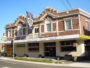 Croydon Park, New South Wales - Croydon Park Hotel