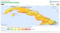 Cuba DNI Solar-resource-map lang-ES GlobalSolarAtlas World-Bank-Esmap-Solargis.png