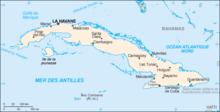 Description de l'image Cuba carte.png.