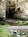 Cullercoates cave - geograph.org.uk - 868842.jpg