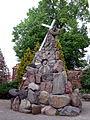 Czerwińsk nad Wisłą - Kościół Zwiastowania NMP - figura Jezusa.jpg