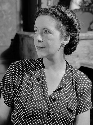 Dési von Halban - Dési von Halban in 1946