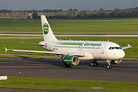 D-ASTA - A319 - Germania
