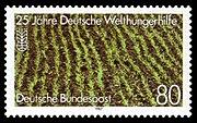 DBP 1987 1345 Deutsche Welthungerhilfe