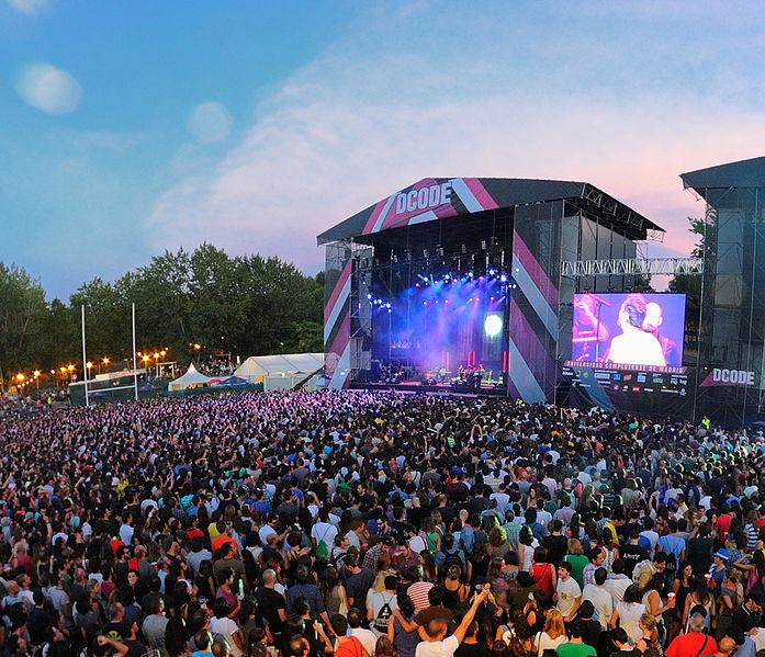 DCODE Festival à Madrid