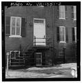 DETAIL, MAIN FACADE, ENTRANCE - Duke Street Area Survey, 700 Duke Street (House), Alexandria, Independent City, VA HABS VA,7-ALEX,177-2.tif