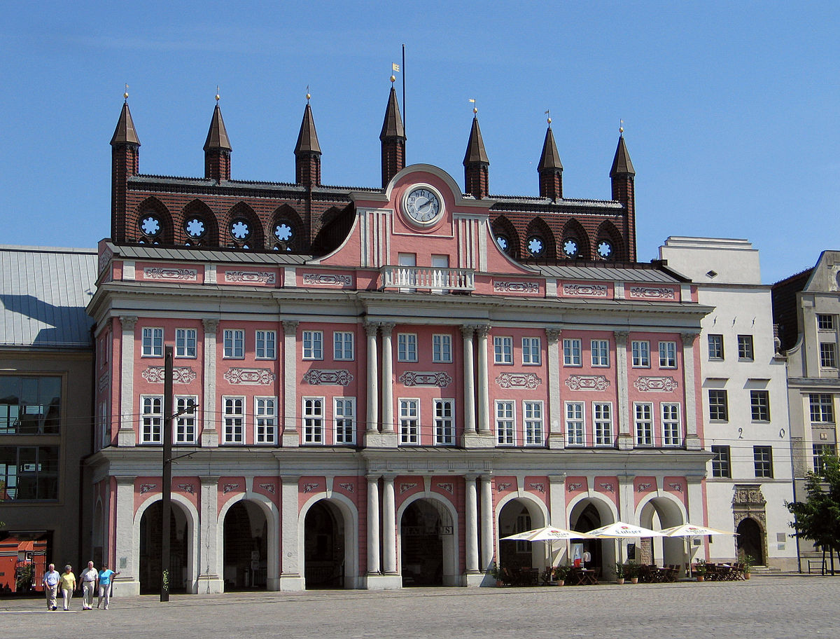 rathaus rostock wikipedia. Black Bedroom Furniture Sets. Home Design Ideas