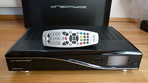 Dreambox - DM 8000 HD PVR