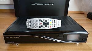 Dreambox - DM 8000 HD PVR
