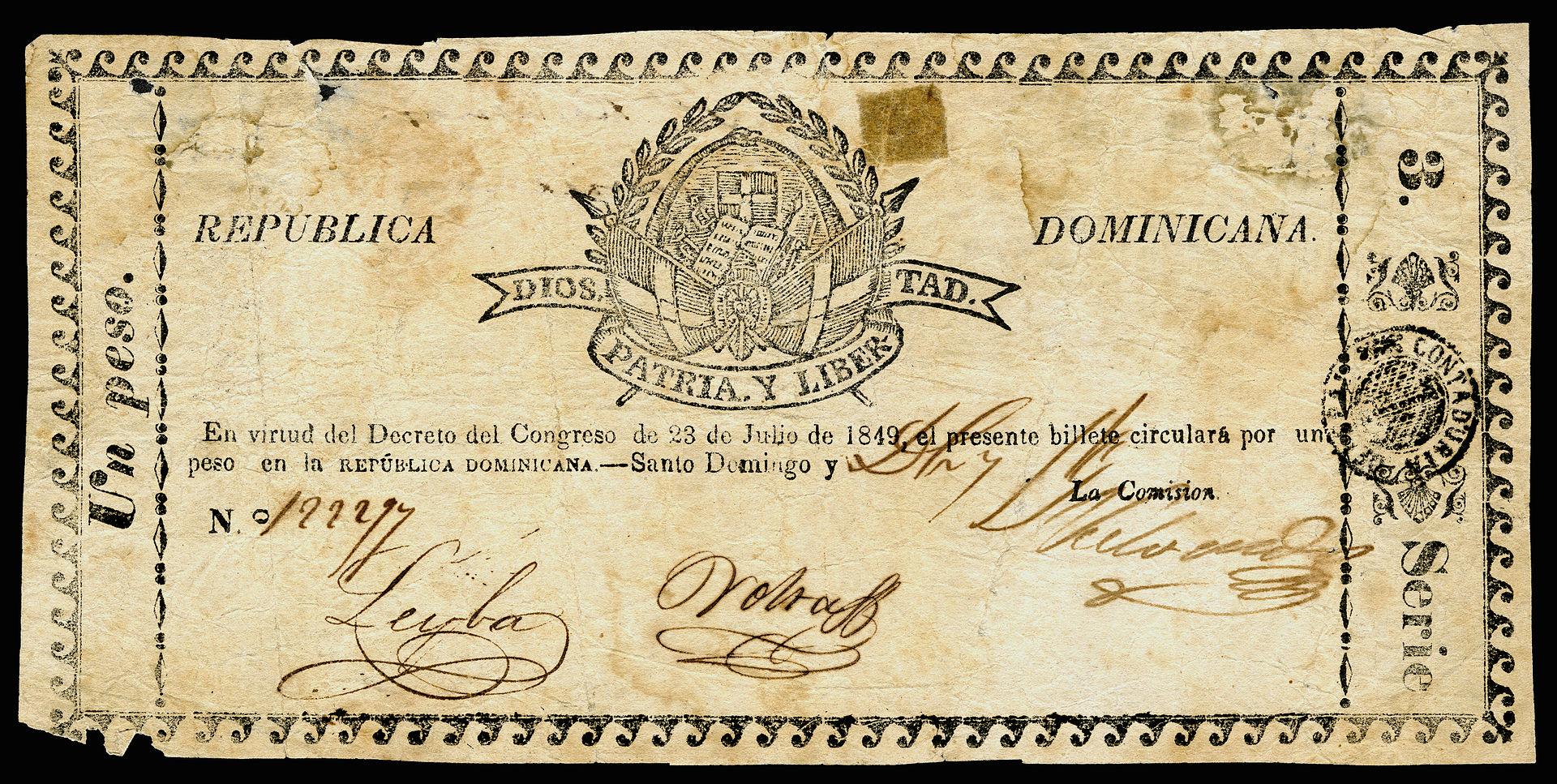 Dominican Peso Wikipedia
