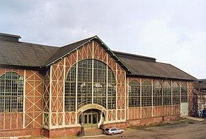 Zollern II/IV Colliery - Machine hall