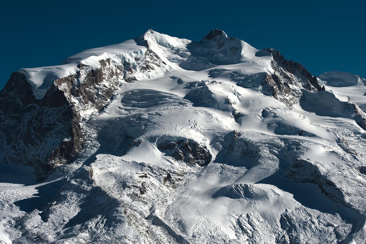 CH - Dufourspitze (4634m)