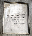 DSC02899 - Milano - Piazza Beccaria - Monumento a Cesare Beccaria - Foto di Giovanni Dall'Orto - 29-1-2007.jpg