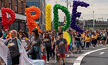 Dublin Gay Pride 2020: dates, parade, route - misterb&b