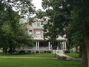 National Register of Historic Places listings in Ward County, North Dakota - Image: Dakota Bed and Breakfast