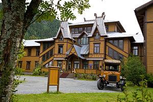 Dalen Hotel - Dalen Hotel exterior