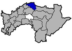 Dalin Township in Chiayi County