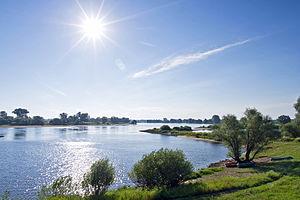 Damnatz - Image: Damnatz Elbe