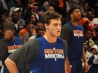 LBA Most Valuable Player - Danilo Gallinari was named the MVP in 2008.