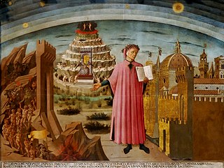 epic poem by Dante Alighieri