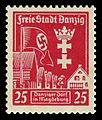 Danzig 1937 274 Wappen, Danziger Dorf.jpg