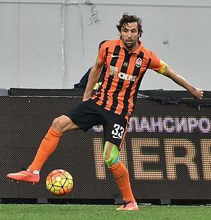 Darijo Srna Croatian footballer