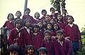 Darjeeling-28-Gruppe tibetischer Schueler-1976-gje.jpg