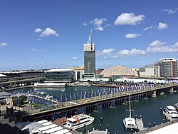 Darling Harbour seen from Four Points by Sheraton Sydney Darling Harbour 03.jpg
