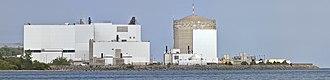 Darlington Nuclear Generating Station - Image: Darlington Nuclear Generating Station panorama 2