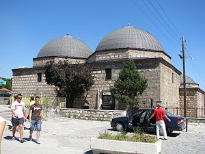 National Gallery of Macedonia - Daut Paşa Hammam now houses the National Gallery of Macedonia