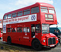 Dave's Buses London United Routemaster bus RM848 (448 UXS), 2010 Cobham bus rally.jpg