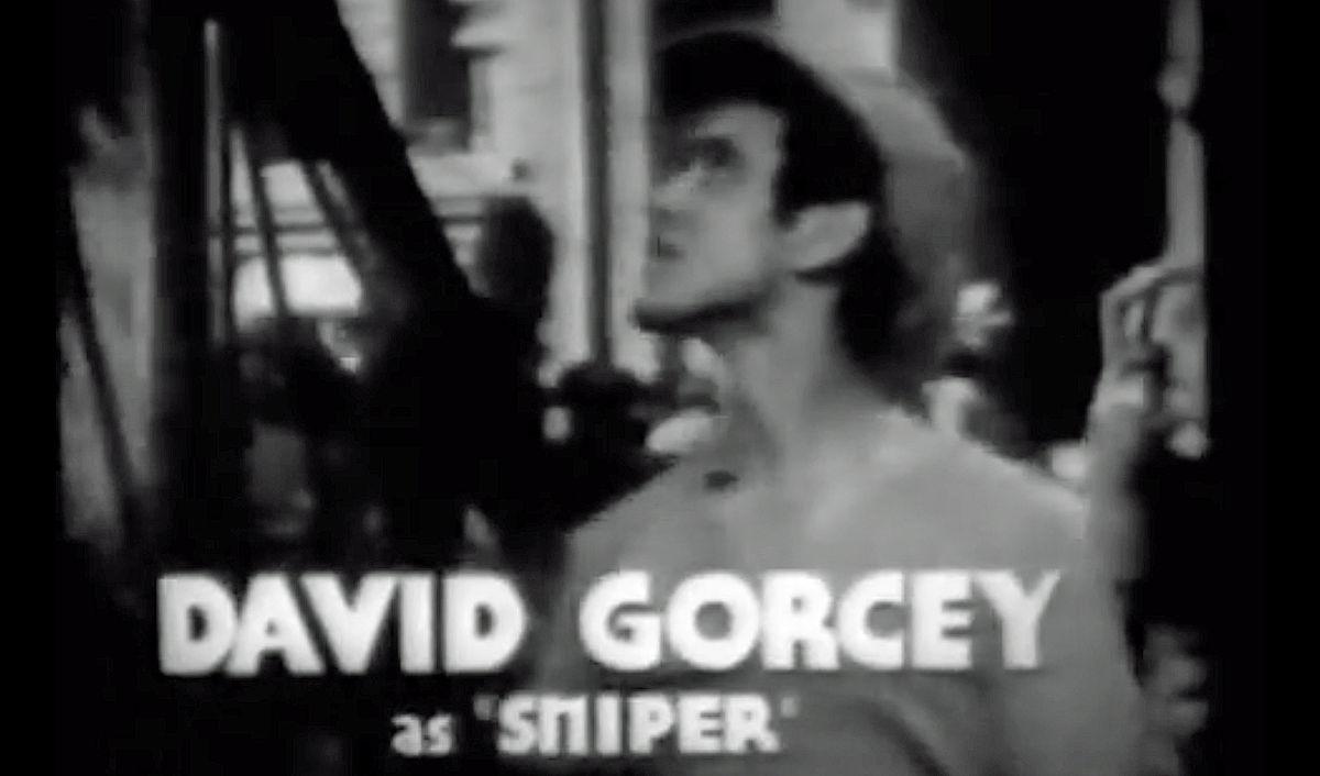 david gorcey