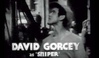 David Gorcey American actor