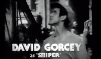 "David Gorcey - Gorcey in trailer to ""Little Tough Guy"" (1938)"