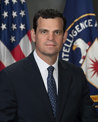 David S. Cohen (attorney) - Image: David Cohen official CIA portrait