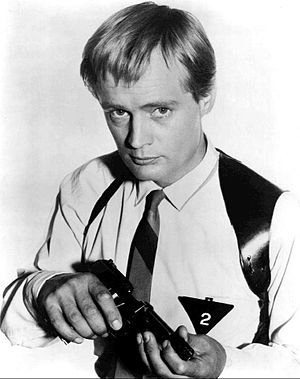 The Man from U.N.C.L.E. - David McCallum as Illya Kuryakin