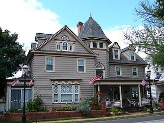 Elmer, New Jersey - David V. Smith House