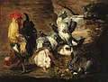 David de Coninck - Poultry and rabbits.jpg