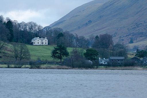 Day 4- A house and Lake Grasmere (8424572493)