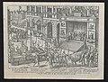 De hertog van Anjou legt de eed af aan de stad Antwerpen voor het Stadhuis op 22 februari 1582.jpg