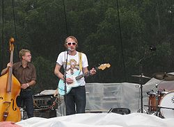 Deer Tick beim Austin City Limits Music Festival am 3. Oktober 2009